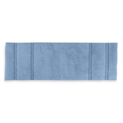 Majesty 22-Inch x 60-Inch Bath Rug in Sky Blue