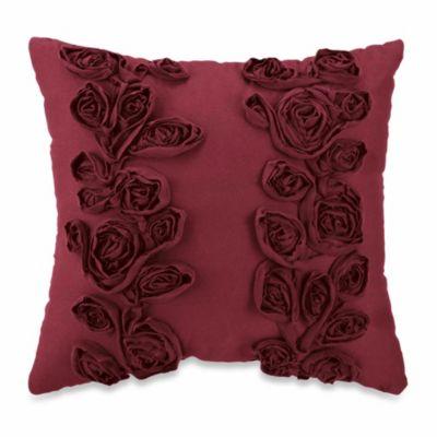 Merlot Throw Pillows