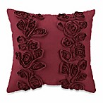 Sonoma Square Toss Pillow in Merlot