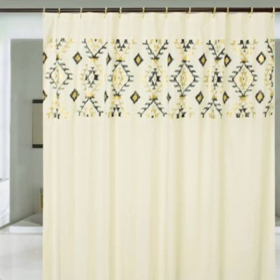 Jovi Home Navajo 72-Inch x 72-Inch Shower Curtain