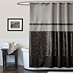 Croc 72-Inch x 72-Inch Shower Curtain