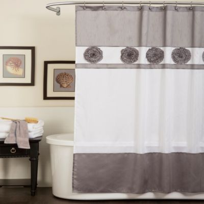Seascape 72-Inch x 72-Inch Shower Curtain
