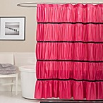 Twinkle 72-Inch x 72-Inch Shower Curtain in Pink