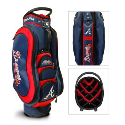 Atlanta Braves Medalist Golf Cart Bag