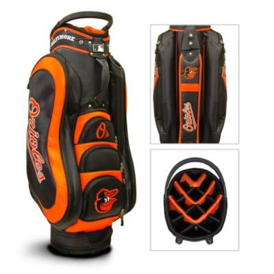 Baltimore Orioles Medalist Golf Cart Bag