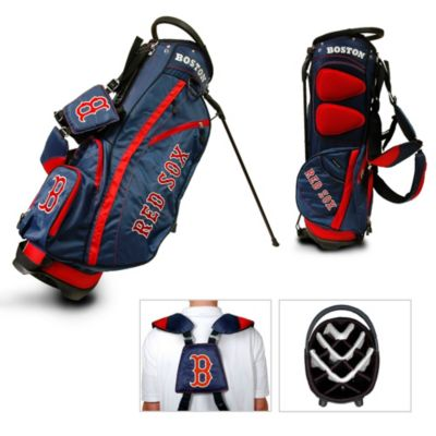 Boston Red Sox Fairway Stand Golf Bag