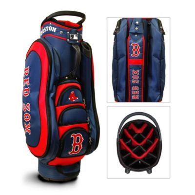 Boston Red Sox Medalist Golf Cart Bag