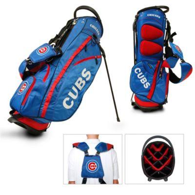 Chicago Cubs Fairway Stand Golf Bag