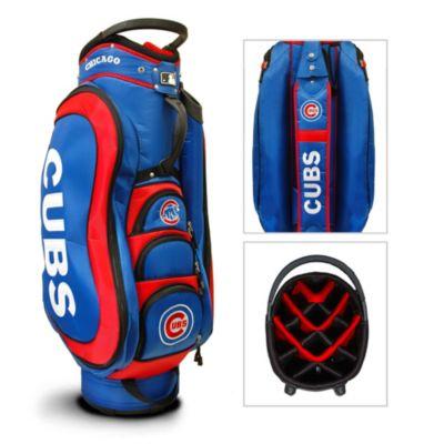 Chicago Cubs Medalist Golf Cart Bag