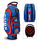 Chicago Cubs Medalist Golf Cart Bag