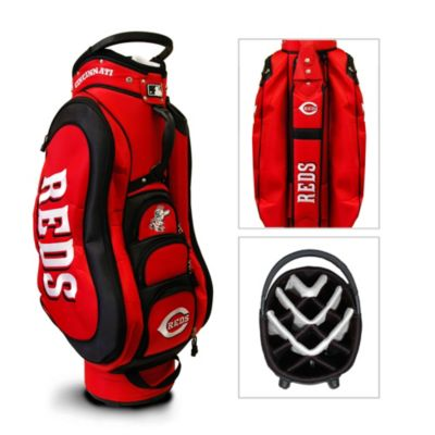 Cincinnati Reds Medalist Golf Cart Bag