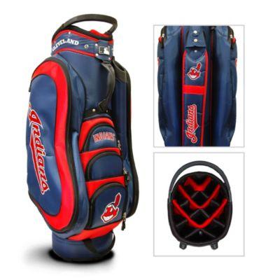 Cleveland Indians Medalist Golf Cart Bag