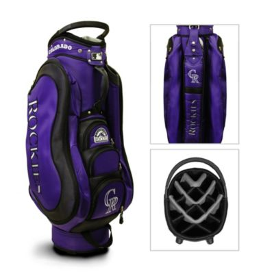 Colorado Rockies Medalist Golf Cart Bag