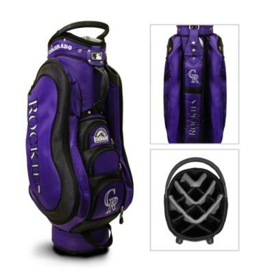 Colorado Rockies Medalist Golf Cart Bag