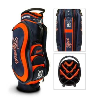 Detroit Tigers Medalist Golf Cart Bag