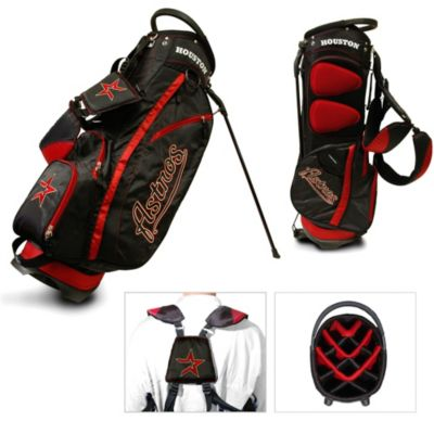 Houston Astros Fairway Stand Golf Bag