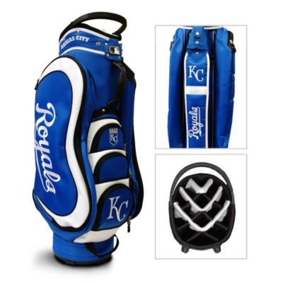 Kansas City Royals Medalist Golf Cart Bag