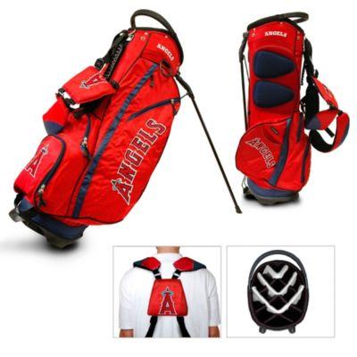 MLB Los Angeles Angels of Anaheim Fairway Stand Golf Bag