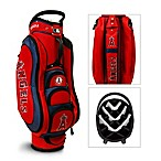Los Angeles Angels Medalist Golf Cart Bag