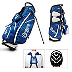 Los Angeles Dodgers Fairway Stand Golf Bag