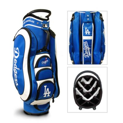 Los Angeles Dodgers Medalist Golf Cart Bag