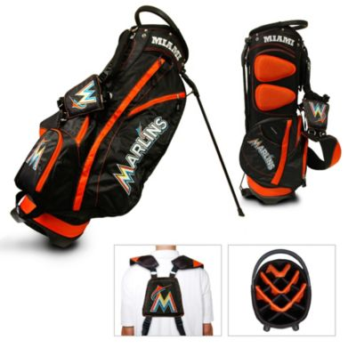 MLB Miami Marlins Fairway Stand Golf Bag