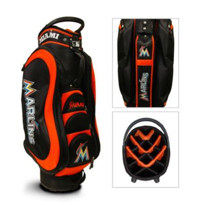 Black Orange Cart Bag