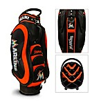 MLB Miami Marlins Medalist Golf Cart Bag