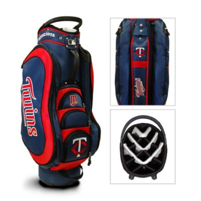 MLB Minnesota Twins Medalist Golf Cart Bag