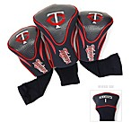 Minnesota Twins 3-Pack Contour Golf Club Headcovers