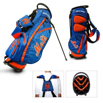 MLB New York Mets Fairway Stand Golf Bag