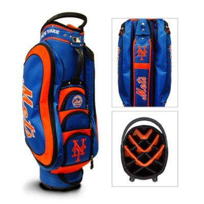 MLB New York Mets Medalist Golf Cart Bag