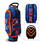 MLB New York Mets Medalist Golf Cart Bag