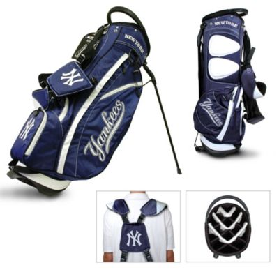 New York Yankees Fairway Stand Golf Bag