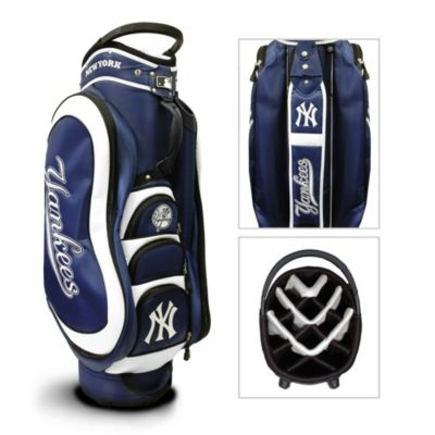 New York Yankees Medalist Golf Cart Bag