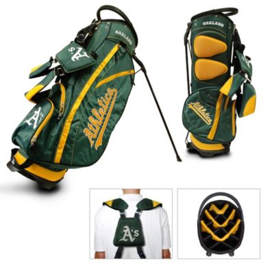 MLB Oakland Athletics Fairway Stand Golf Bag