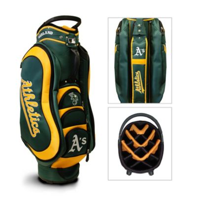MLB Oakland Athletics Medalist Golf Cart Bag