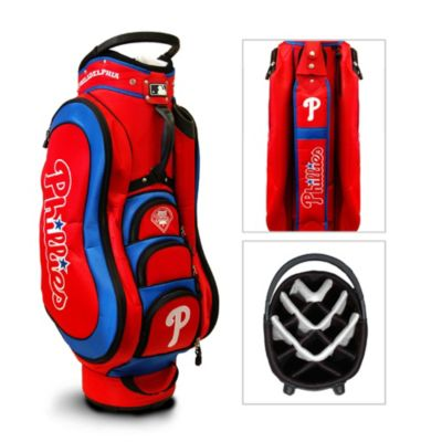 MLB Philadelphia Phillies Medalist Golf Cart Bag