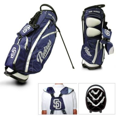 MLB San Diego Padres Fairway Stand Golf Bag