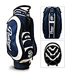MLB San Diego Padres Medalist Golf Cart Bag