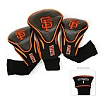 San Fransisco Giants 3-Pack Golf Club Contour Headcovers