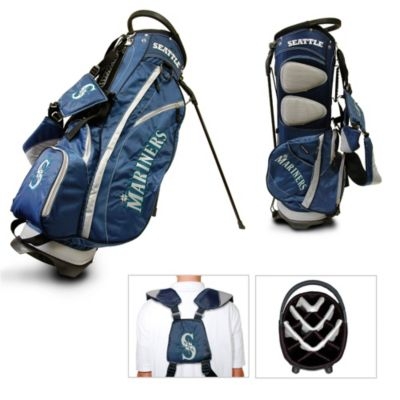 MLB Seattle Mariners Fairway Stand Golf Bag
