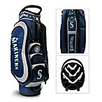 MLB Seattle Mariners Medalist Golf Cart Bag