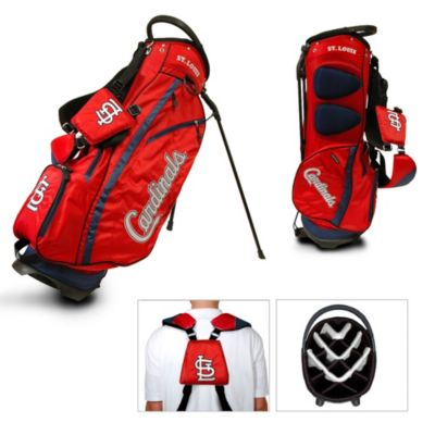 MLB St. Louis Cardinals Fairway Stand Golf Bag