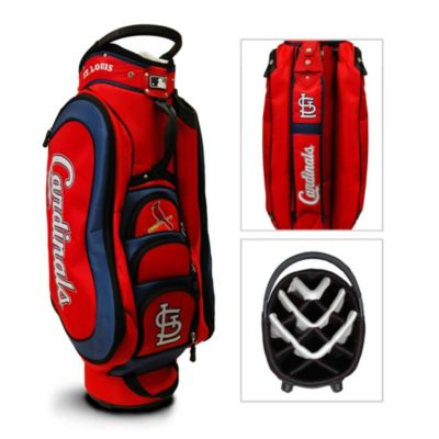 MLB St. Louis Cardinals Medalist Golf Cart Bag