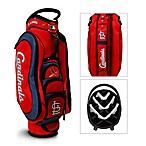 St Louis Cardinals Medalist Golf Cart Bag