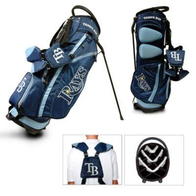 MLB Tampa Bay Rays Fairway Stand Golf Bag