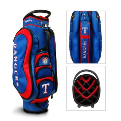 Texas Rangers Medalist Golf Cart Bag
