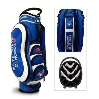 MLB Toronto Blue Jays Medalist Golf Cart Bag