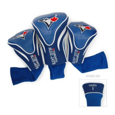 MLB Toronto Blue Jays 3-Pack Contour Golf Club Headcovers